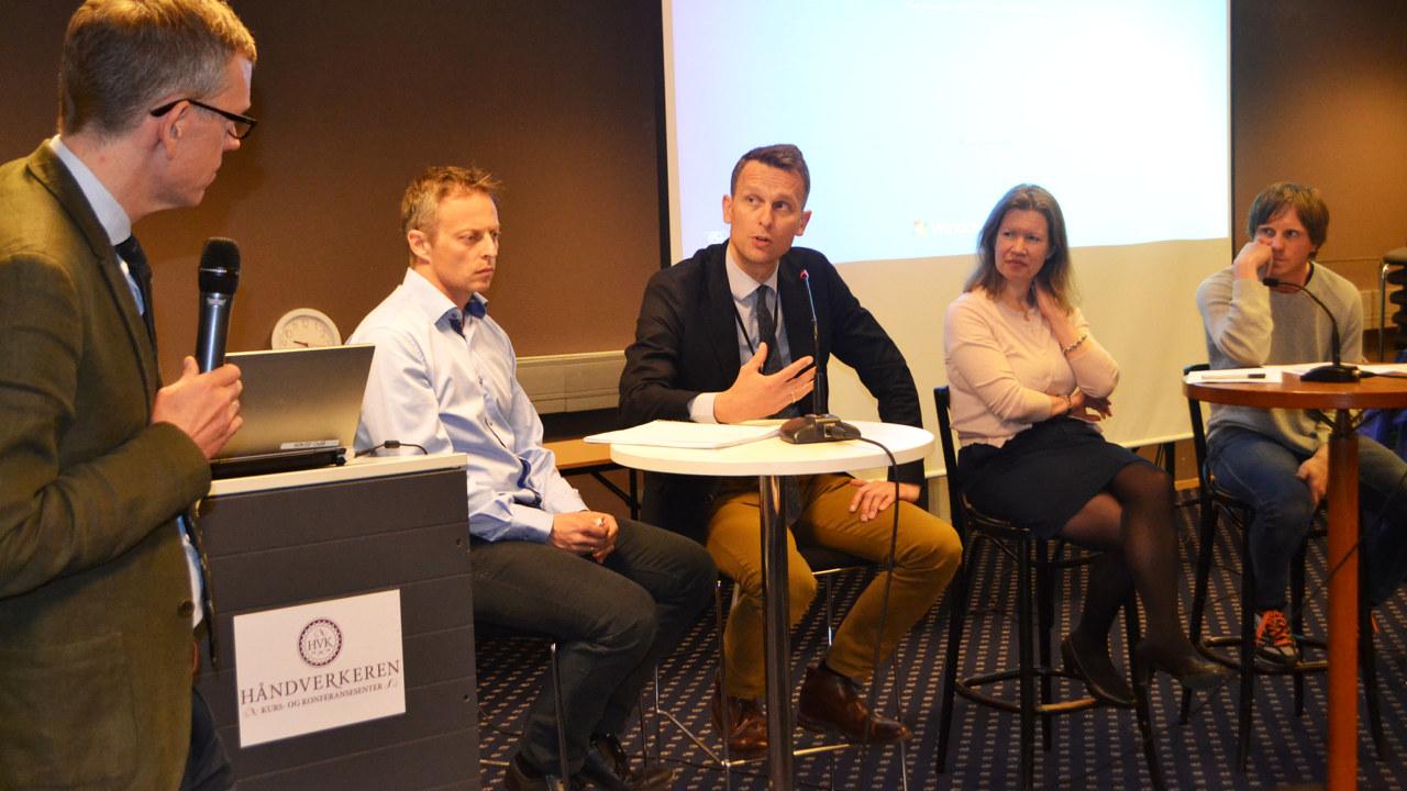 Frokostseminar om den norske klimaloven og forholdet til EU
