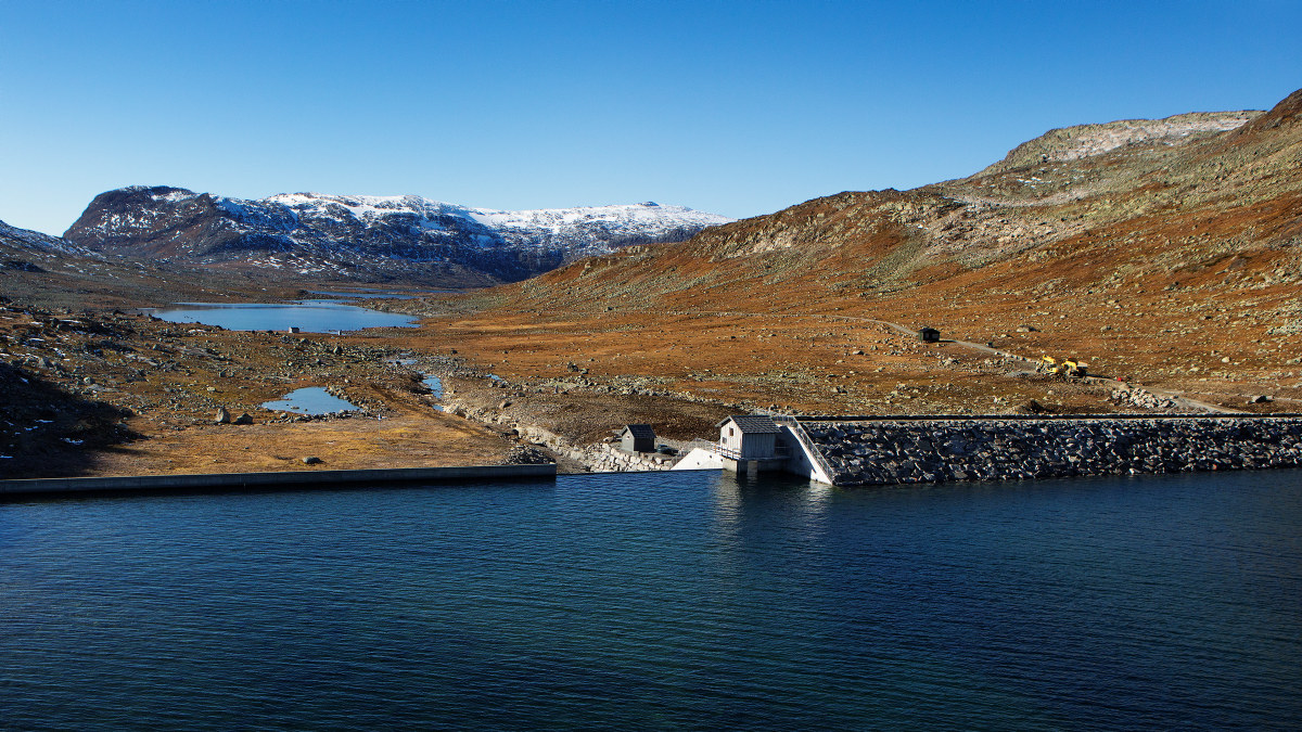 Dam Sulevann, Østfold Energi