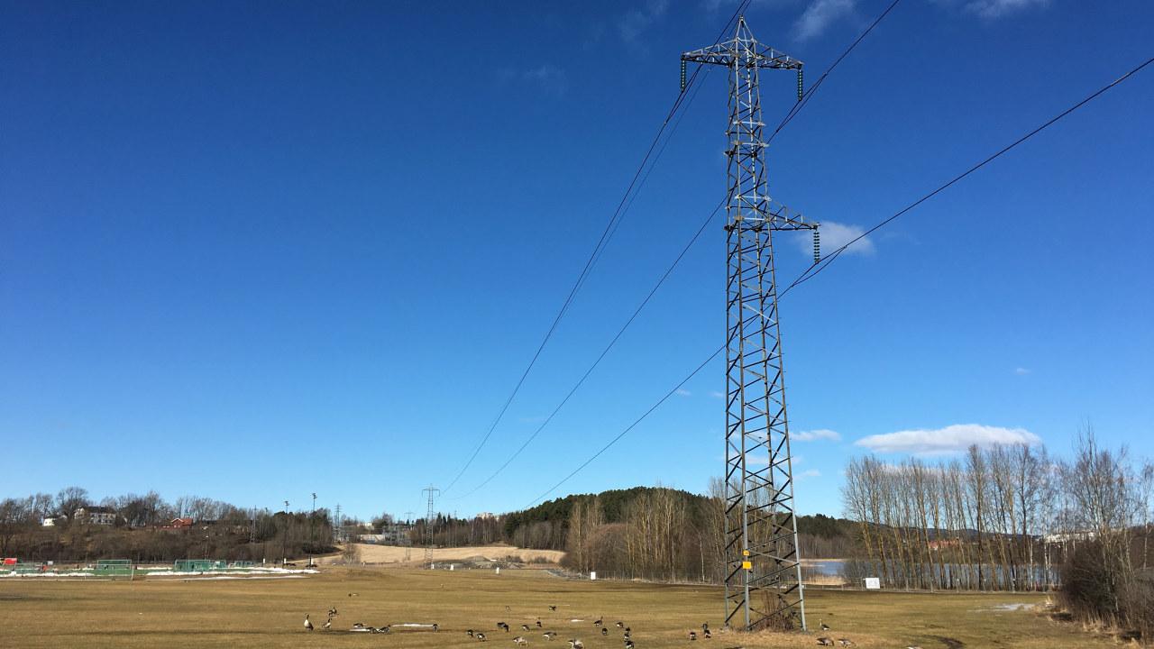 Strømforsyning i Oslo