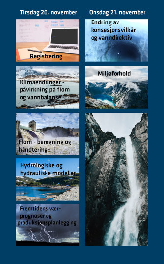 Program Kraftverkshydrologi og miljøforhold