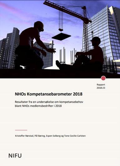 Kompetansebarometer 2018