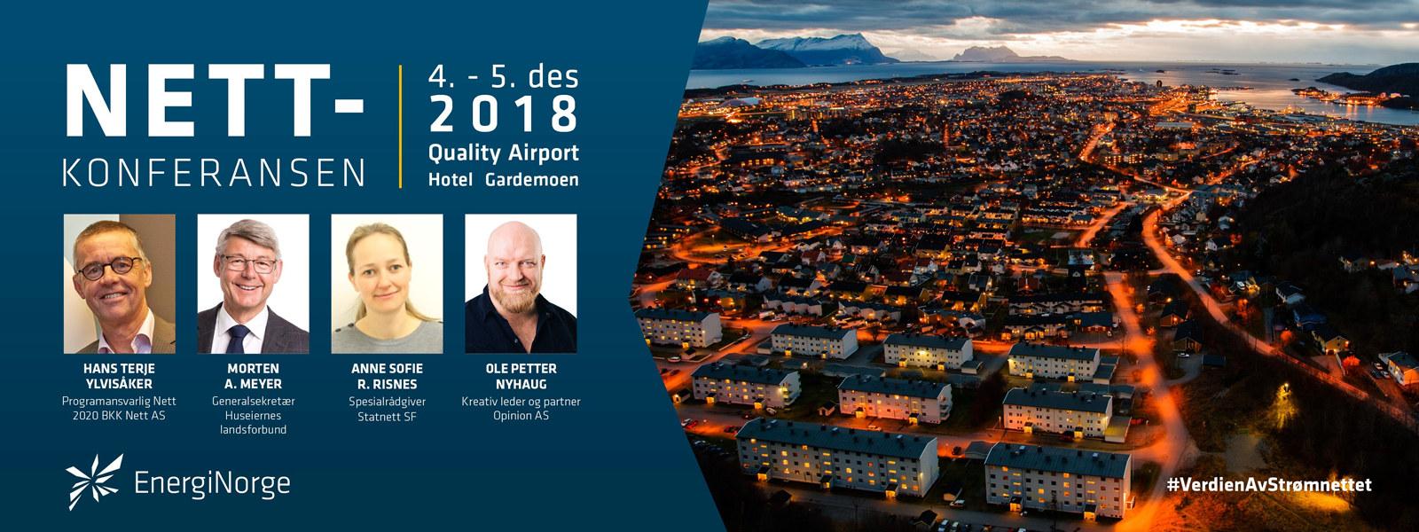 Nettkonferansen 2018