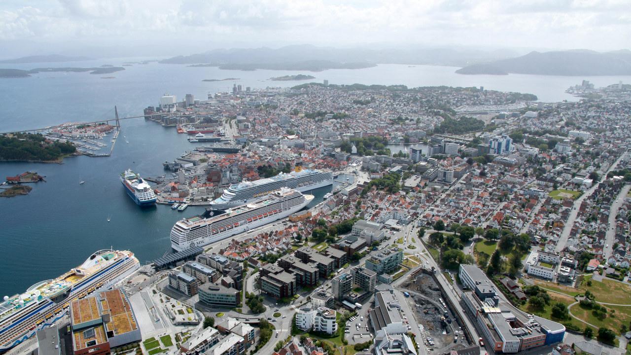 Sammen om å elektrifisere havnen i Stavanger | Europower Energi