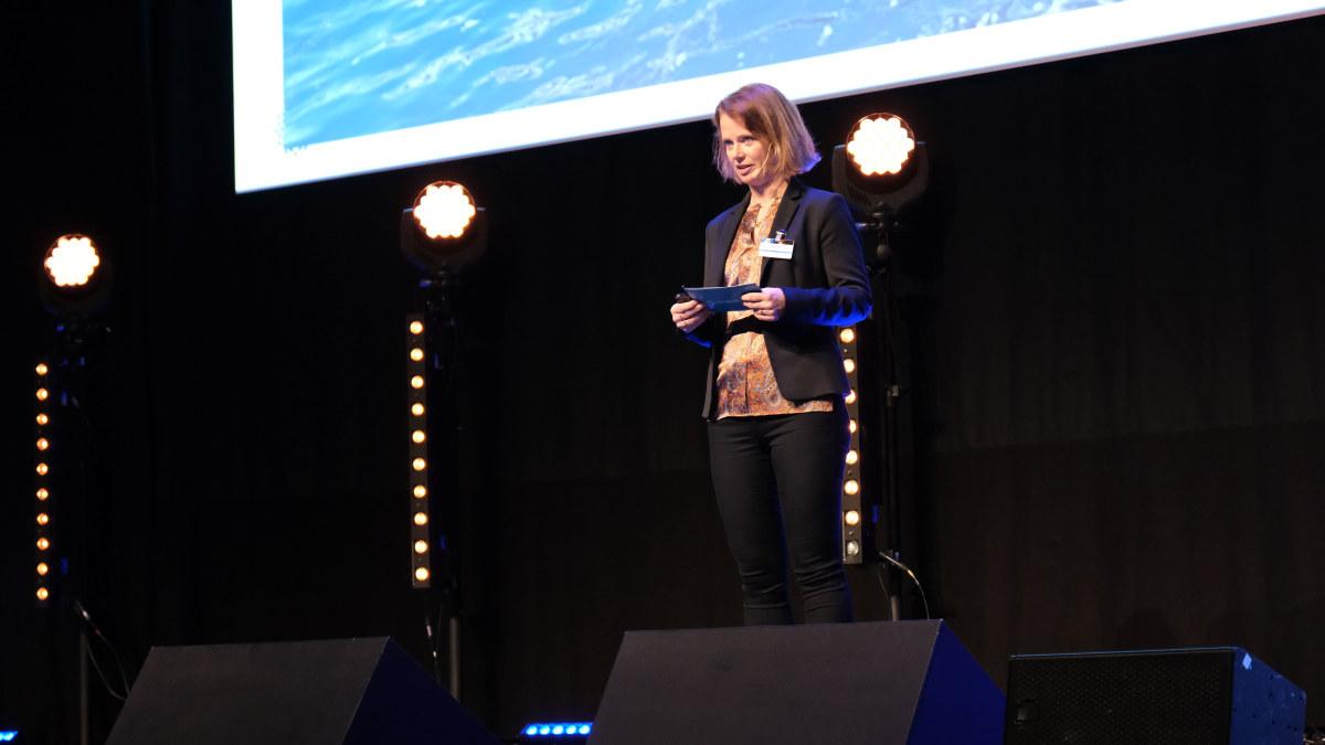 Vinterkonferansen 2019 i Malmø - dag 2. Hege Økland, NCE Maritime CleanTech.