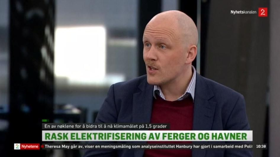 Kristian på TV2