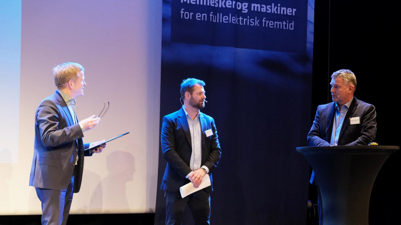 Produksjonsteknisk konferanse 2019 på nyåpnede Clarion Hotel The Hub i Oslo.