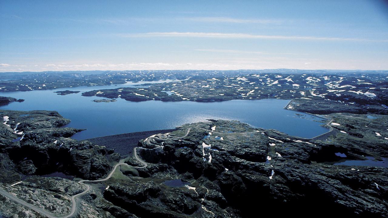Blåsjømagasinet, Rogaland