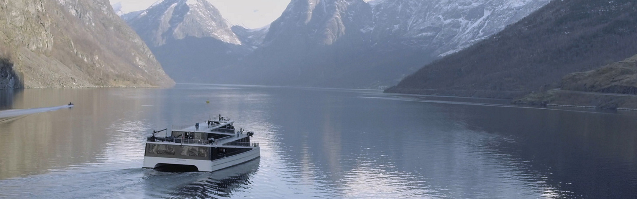 Future of the fjords. Film laget av AVIA.