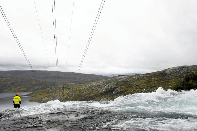 Vannkraft og Strømnett