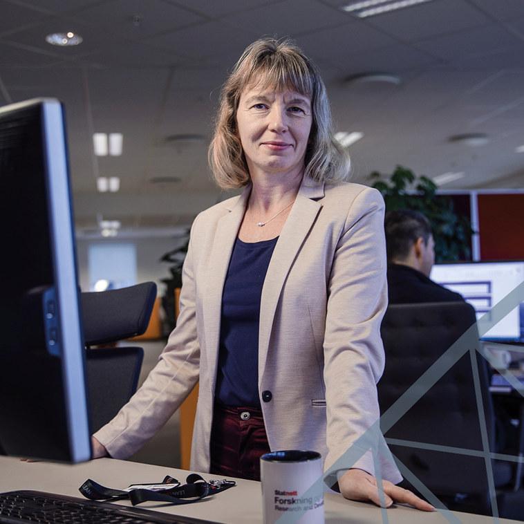 Sonja Monica Berlijn for Nettkonferansen 2019