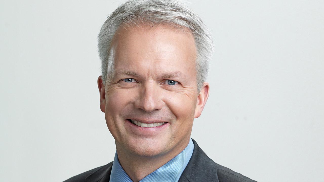 Finn Bjørn Ruyter, konsernsjef Hafslund