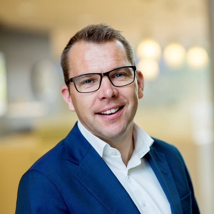 Steffen Syvertsen konsernsjef i Agder Energi