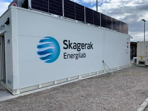 Batteri Skagerak Energi