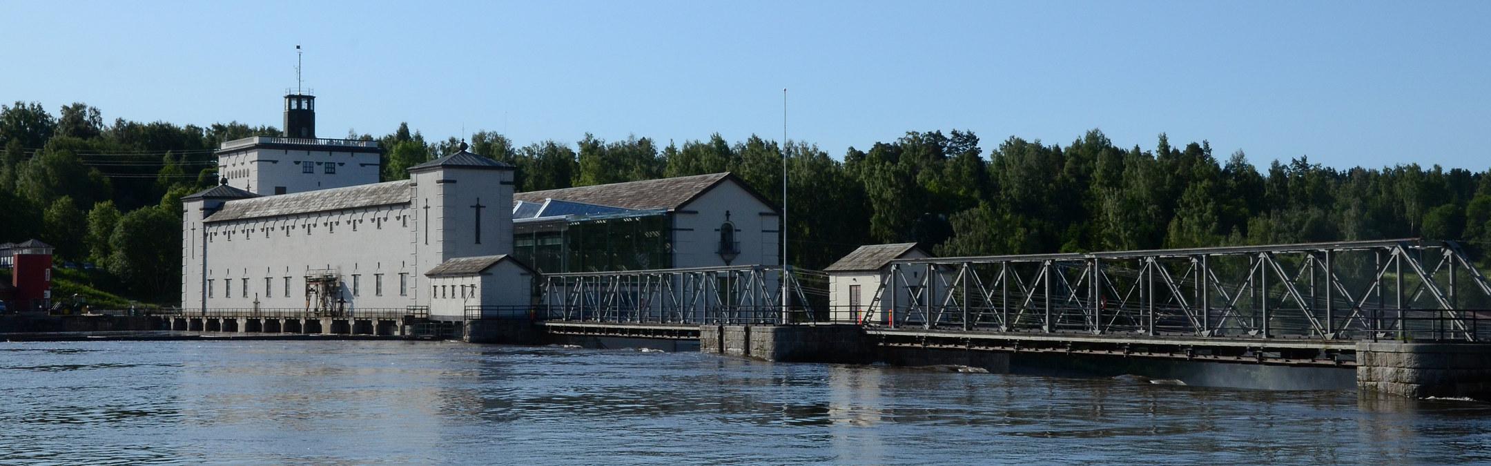 Foto: Kraftstasjonen Rånosfoss