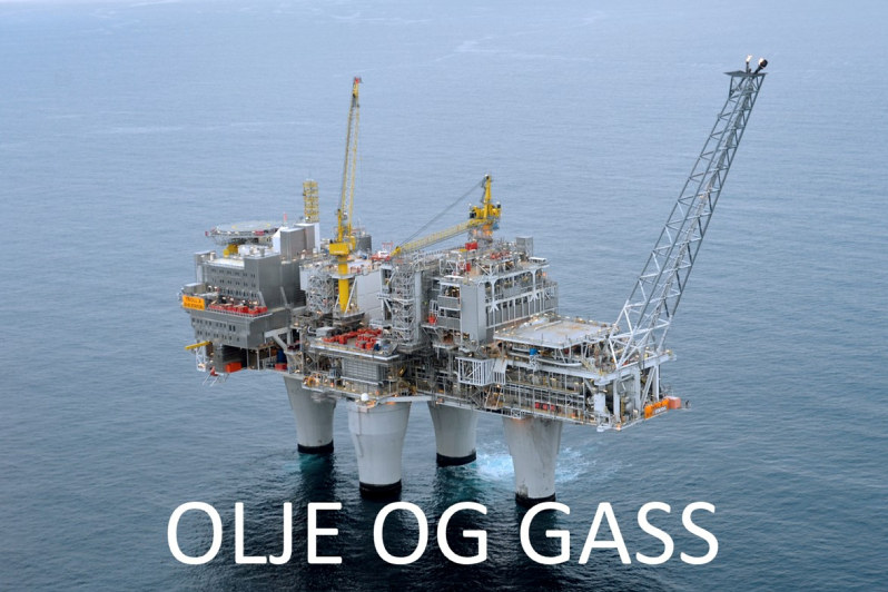 Fullelektrisk.no olje og gass
