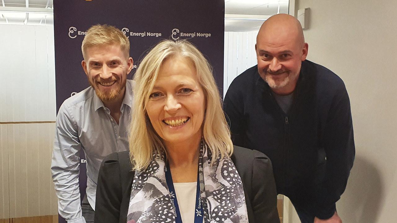 Foto: Bendik Solum Whist, Kristin H. Lind og Aslak Øverås