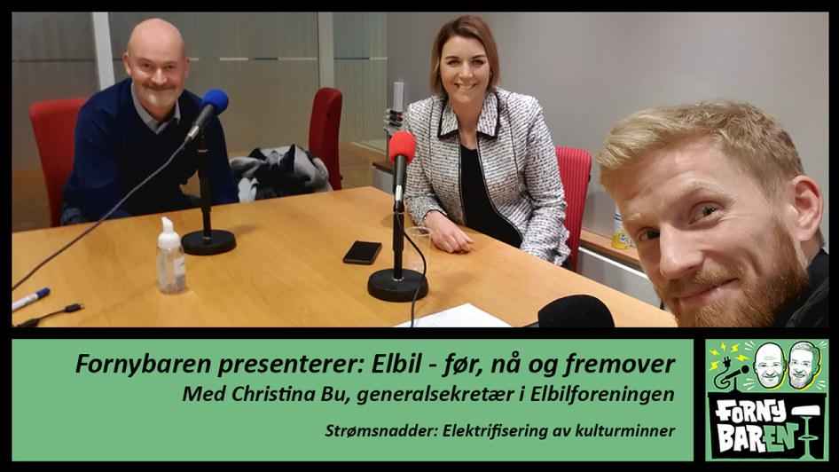 Fornybaren presenterer: Norsk elbilpolitikk