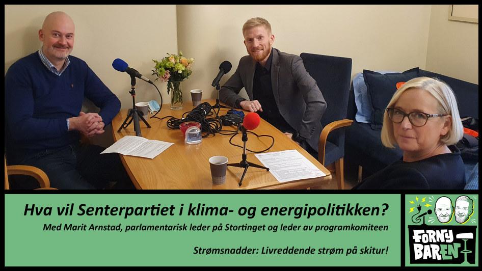 Foto: Aslak Øverås, Bendik Solum Whist og Marit Arnstad