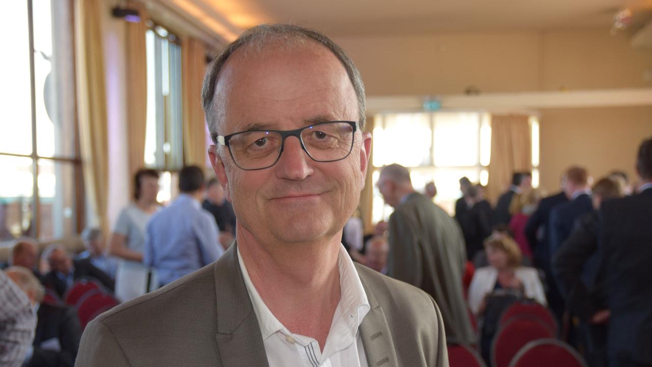 Eimund Nygaard. Foto