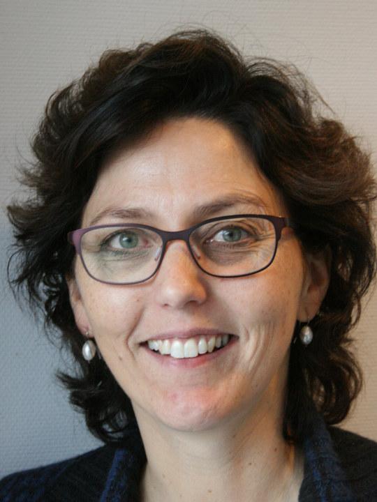 Astrid Hilde, seniorrådgiver samfunnskontakt i Agder Energi Nett. Foto