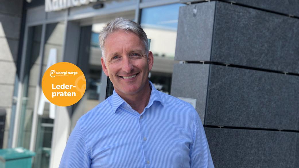 Oddmund Kroken, Administrerende direktør i Østfold Energi AS