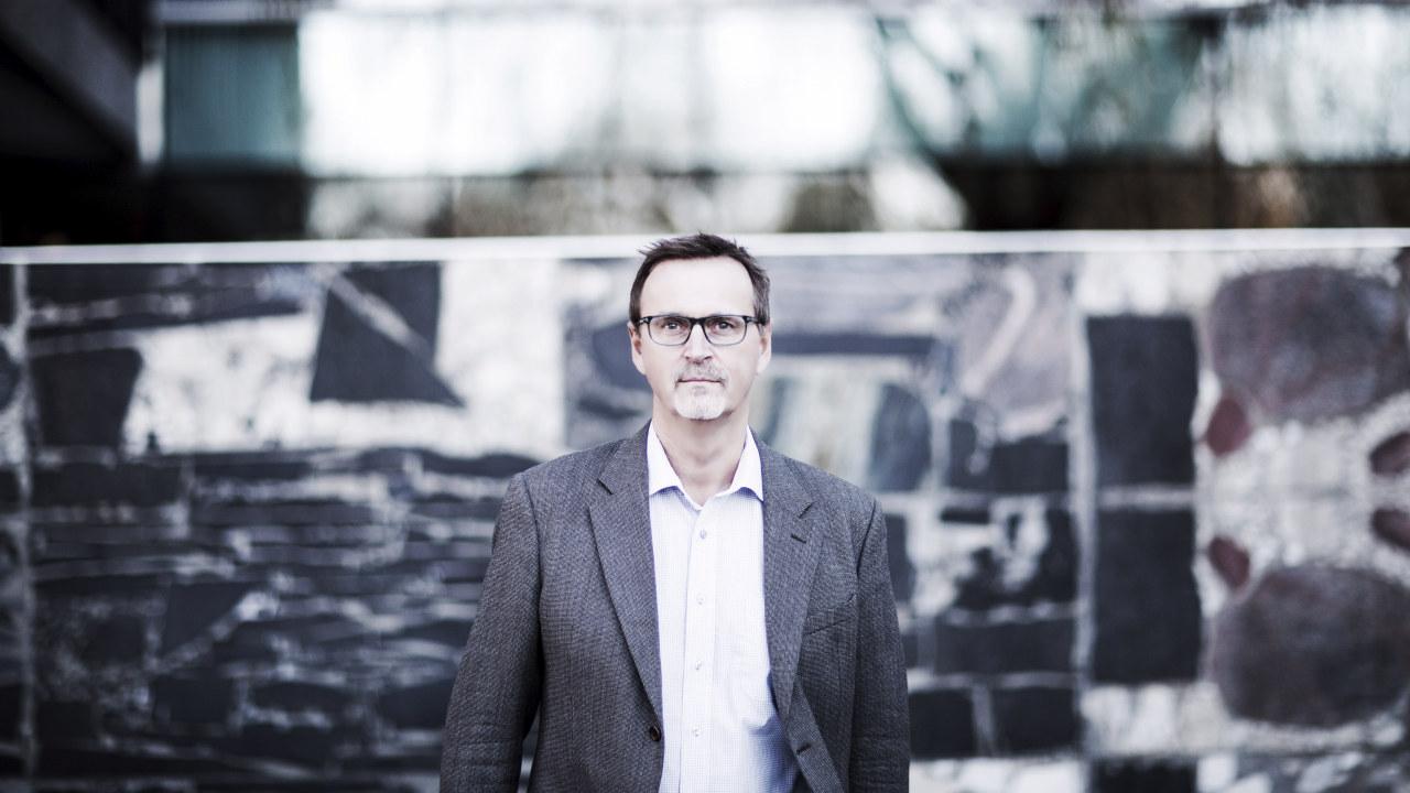 Ståle Borgersen, Direktør arbeidsgiverpolitikk / Advokat i Energi Norge. Foto