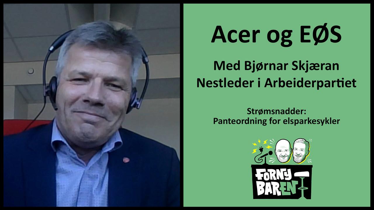 Bjørnar Skjæran. Foto