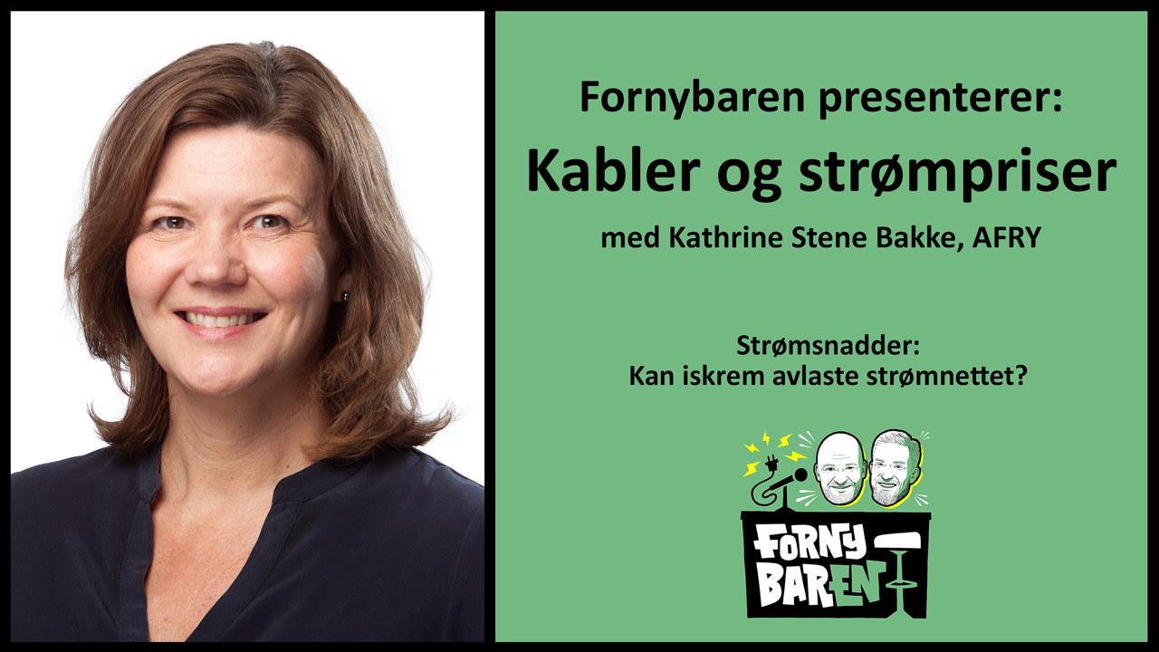 Kathrine Stene Bakke, leder AFRY Management Consulting. Foto