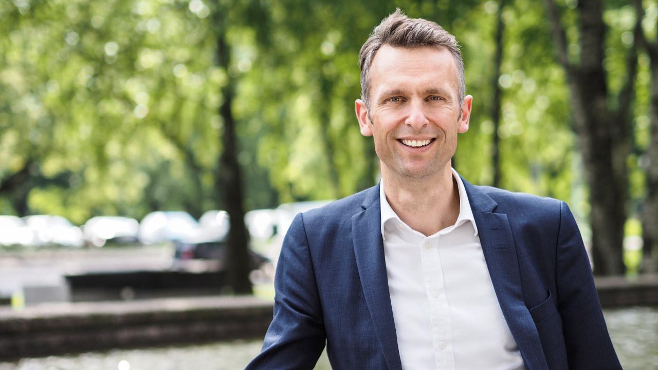 Knut Kroepelien, Administrerende direktør i Energi Norge. Foto